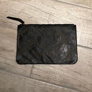 Alola Maui leather clutch